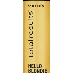 Шампунь MATRIX для сияния светлых волос